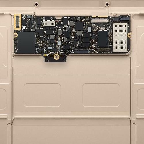 More on the MacBook Logic Board