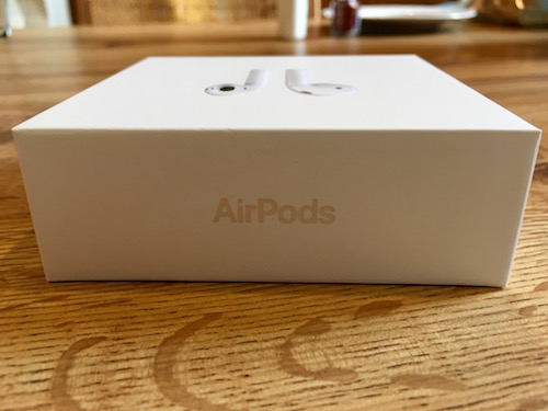 AirPods Packaging